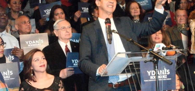 Rodríguez resalta sus cualidades para cargo