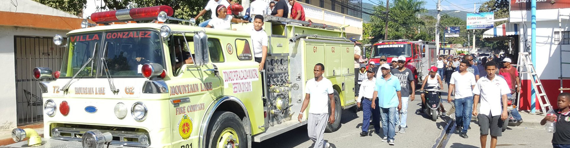 Investigan asesinato a tiros de bombero