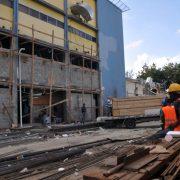 CMD dice lluvia filtró áreas hospital Cabral y Báez