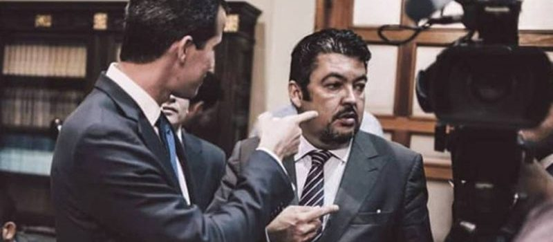 Apresan la mano derecha de Juan Guaidó
