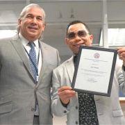 Consulado dominicano reconoce a Joe Veras