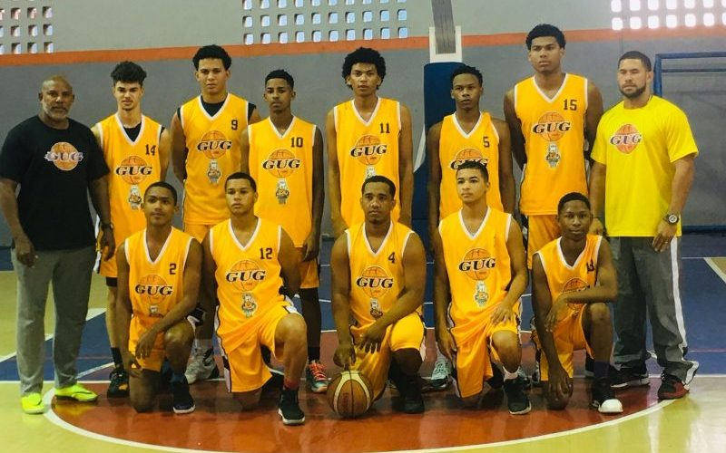 GUG triunfa torneo basket juvenil