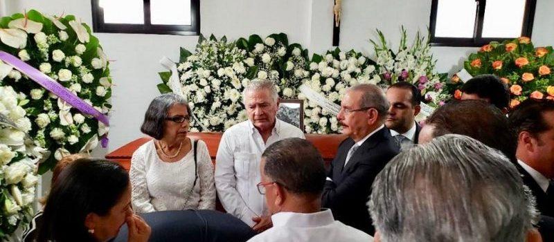 Medina da condolencias por muerte de Medrano