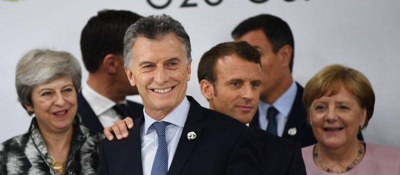 Economía se restablece y da respiro a Macri