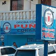 Asaltan oficina comercial Coraasan de Puñal