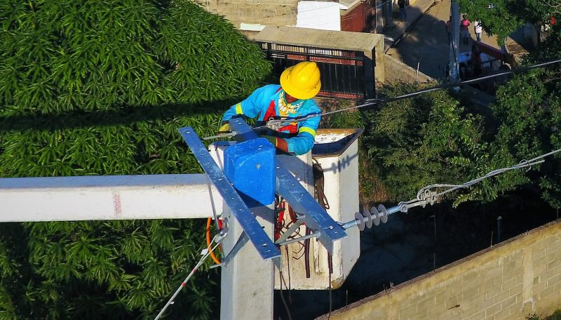 Edenorte rehabilita redes en provincia Duarte