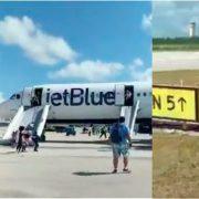 Pasajeros avión pensaron iban a morir