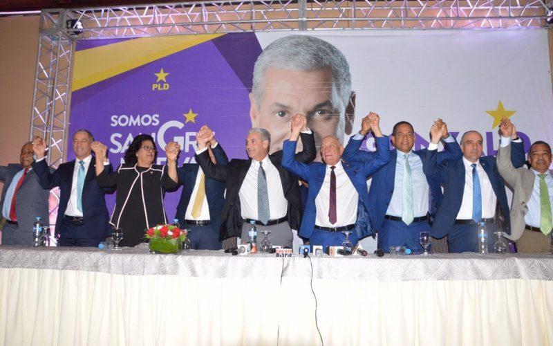 Mayoría senadores muestra respaldo a Gonzalo