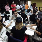 Avanza sin novedad recuento votos en Santiago