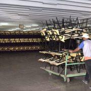 Educación continúa distribución de butacas