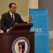 Mirabal resalta informe logros en educación