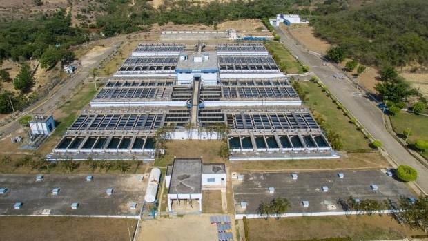 Sectores Santiago sin agua por mantenimiento presa