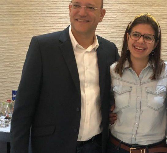 PRM da a conocer candidata vicealcaldesa Santiago