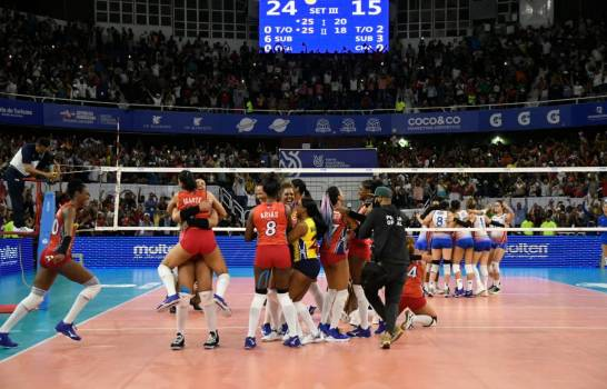 Voleibol criollo va rumbo a Japón