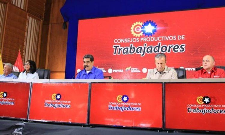 Maduro asegura que ofertan inversiones para Pdvsa
