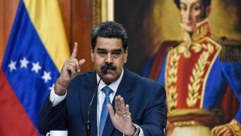 Ahora Maduro quiere aliados faciliten diálogo