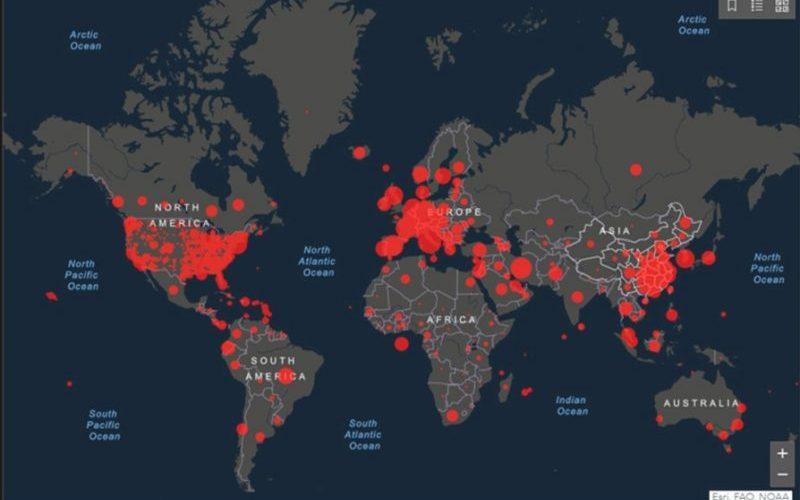 RD es octavo país de zona con casos de virus