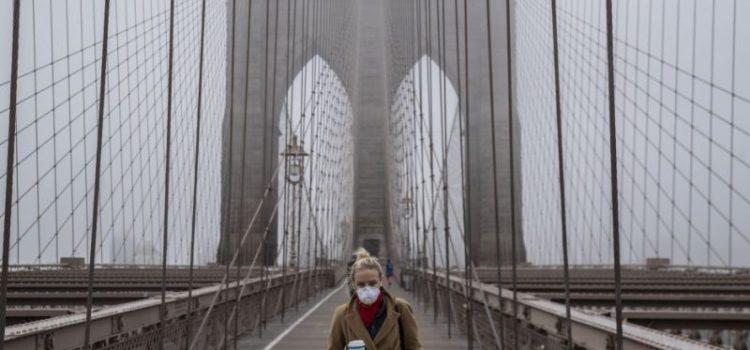 Coronavirus en NY sin control; van 157 muertos