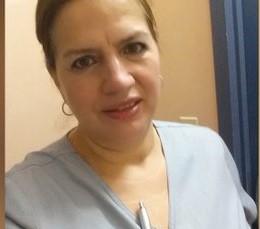 Casi matan enfermera hispana que iba trabajar