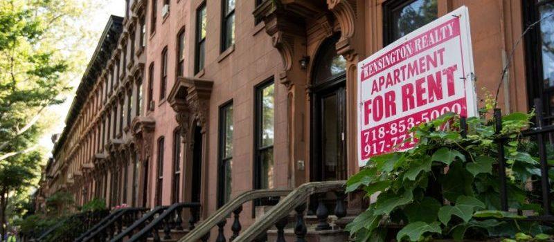 Pandemia obligará incumplir pago  mes apartamentos NY