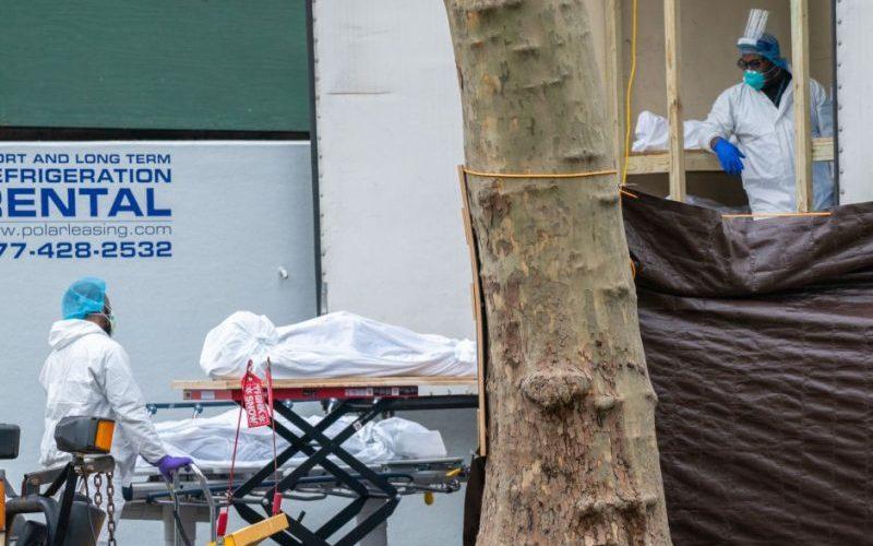 Latinos más afectados en NY muertes por coronavirus