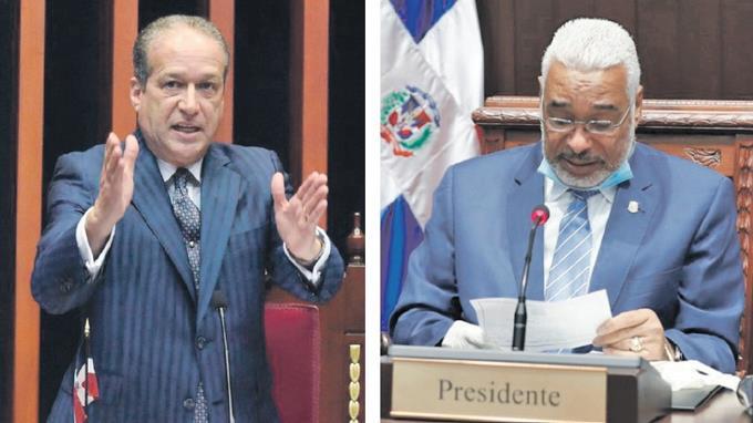 Enfermedades dejan Congreso Nacional sin presidentes