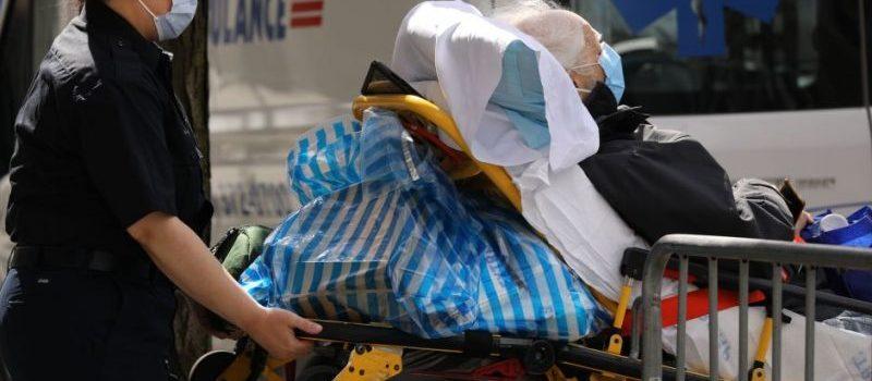 Nueva York supera a Irán y China muertes por virus