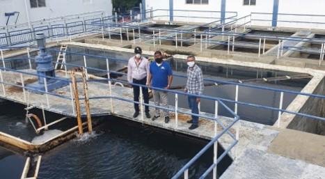 Certifican calidad agua que suministra Coraasan a clientes