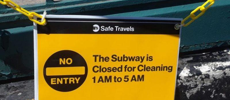 Preparan Metro de NY para normalización