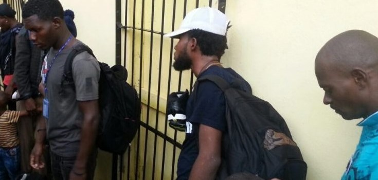 Apresan haitianos acusan de dos asesinatos