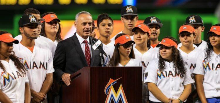 Comisionado MLB espera normalidad