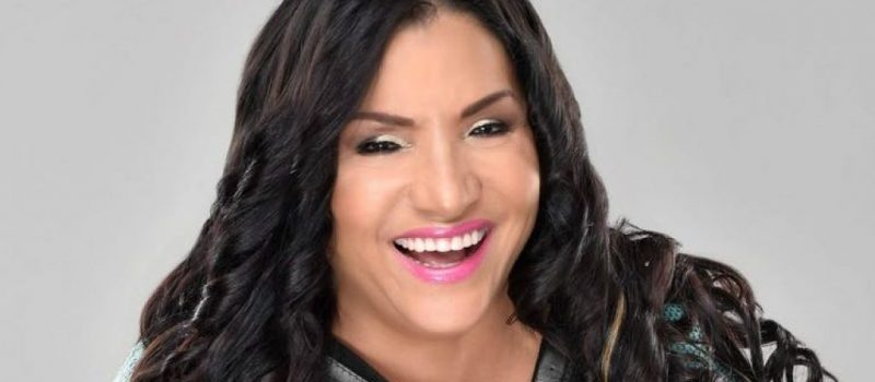 Mejora salud merenguera típica María Díaz