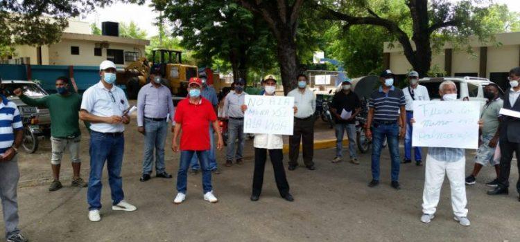 Denuncian depredan zona del Pico Diego de Ocampo