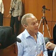 Jueces rechazan incidente en audiencia del caso Odebrecht