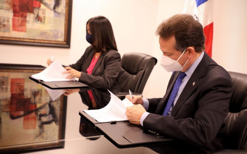 Instituciones firman acuerdo de cooperación