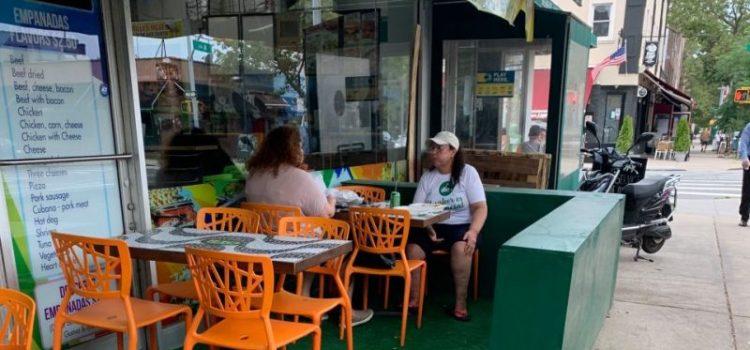 Autoridades permitirán abran restaurantes forma parcial
