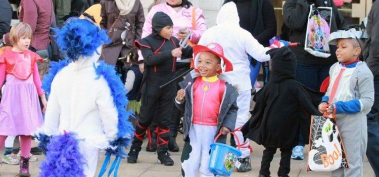 Celebración Halloween no será de manera formal