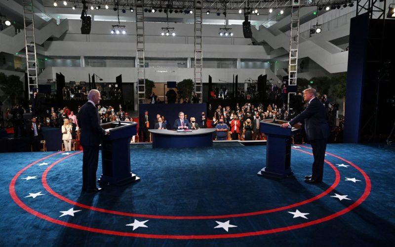 Biden se hará prueba; se solidariza con Trump