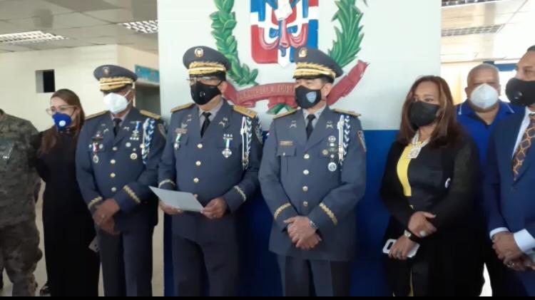 Posesionan director policial en el Nordeste