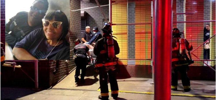 Madre e hija fallecen asfixiadas en incendio