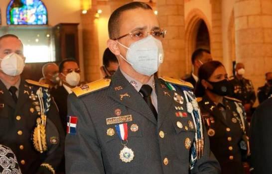 Director general Policía da positivo a prueba COVID-19
