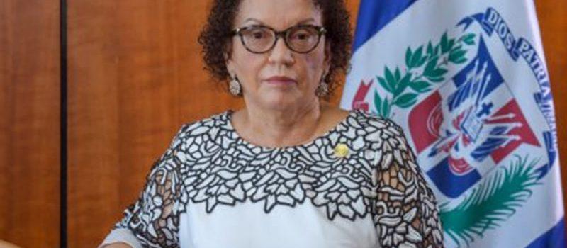 Una infección urinaria afecta procuradora Miriam Germán