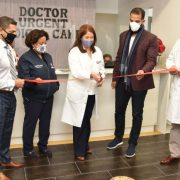 Inauguran centro médico en Alto Manhattan