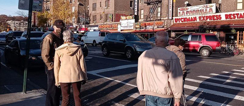 Continúa aumento COVID-19 en Alto Manhattan