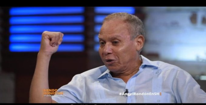 "Rondón: ""Querían meter Abinader caso Odebrecht"""