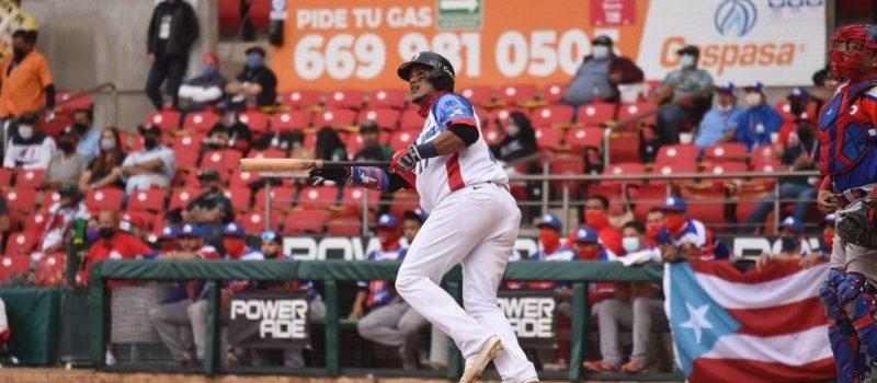 Lagares y Martínez guían triunfo RD