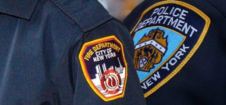Ligan policía y bombero NY caso Capitolio