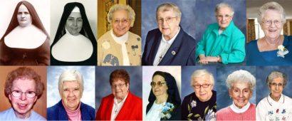Religiosas fallecidas por COVID-19