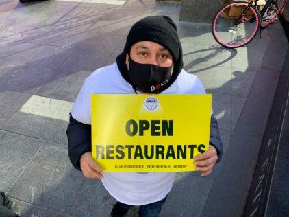 Restaurantes de NY con servicio interior