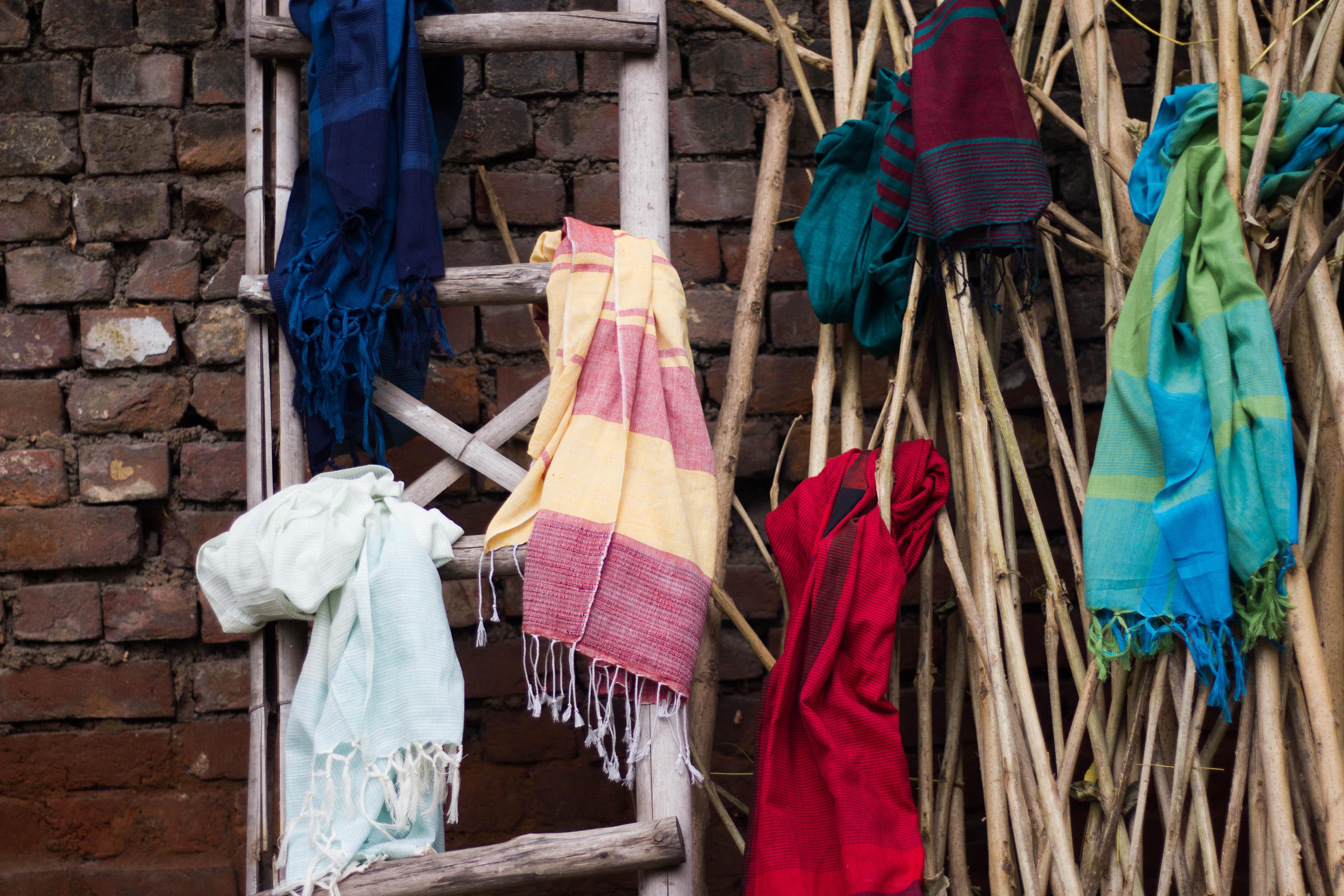 handloom cotton dopatta